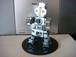 電気部品の廃材をアップサイクル!メタルロボット「Todoroki KID4号st」