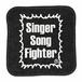 Singer Song Fighter ミニハンカチタオル