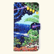 【受注生産】「星の宿る島」手帳型スマホケース【Lサイズ】