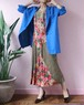 blue rayon jacket