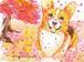 [116]桜コーギー