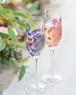 シャンパングラス  Flute glassペア
