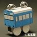 通勤電車(青)