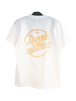 RAZZLE/Circle LOGO POCKET SS TEE/WHITE