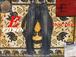 EDWINエドウィン503EFジーンズW30立体裁断デニムパンツ極美品