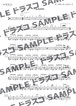 TSUNAMI/ザ・サザンオールスターズ(The Southern All Stars)ドラム譜面
