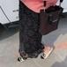 2way エンブロイダリーレース リバーシブル スカート c1843