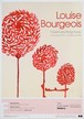 Louise Bourgeois / Fruitmarket Gallery Exhibition Poster 2014