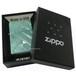 スクエアー模様の美しいミントグリーンのZIPPO - GMTRCTL
