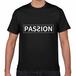 [PASSION] オリジナル ブラック Tシャツ