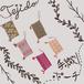 メキシコ手織りポーチ medium ※マチなし ※全6色