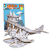 TODO 戦闘機アンサルド・スヴァ 組み立てる 知育玩具 イタリア製