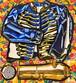 (送料込) shohei takasaki ジークレーポスター ②Cavalry shell jacket and volley gun…