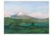 五姓田義松「朝陽の富士」絵はがき