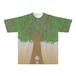 オリジナルTシャツ:市川洋一作「おおきな木」