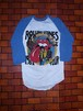 """THE ROLLING STONES 1981 TOUR T-SHIRTS """"TATTOO YOU"""""""