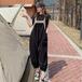 【set】カジュアルファッションオールインワン人気デザイン M-0460