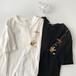 シンプル  柔らか  カジュアル  コージー  ラウンドネック  半袖  Tシャツ・トップス