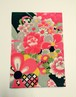 【御朱印帳】PINK flower