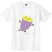 【桜庭るり選べるアバターシリーズ】だんしぃーも スリムTシャツ【全40色!!】