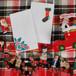 【木版画ぽち袋】クリスマス リース