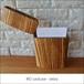 木製カードケース IRO cardcase_zebra