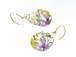 山野草 森の花のピアス A (スプリングエフェメラルとウリハダカエデ)・14kgf《イヤリング可》