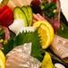 刺身盛りと寿司玉セット(2人前)