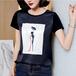 【tops】話題の注目アイテムゆったりカジュアルラウンドネックTシャツ2色