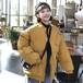 【アウター】一目惚れファッション切り替え合わせやすい綿コート24929103