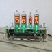 4桁ニキシー管温度・湿度計【完成品】