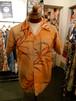 着物アロハシャツ Kimono Aloha Shirt  AL-606/M