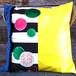 deco pillow/color me pop