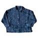Porter Classic - Kogin (こぎん) Jacket - BLUE [PC-051-1284]