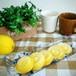 sablés viennois au citron  レモンクッキー
