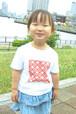 marufool T2 キッズ半袖Tシャツ 親子おそろいTシャツ