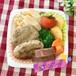 わんちゃん弁当(3種類のハンバーグからお選びください)