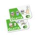 『オガッタ!?』ICカードステッカー「Ogaica」
