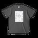 Tシャツ 【Life is art】チャコール