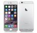 iPhone6、iPhone6Plus用 両面カスタムデザイン液晶フィルムシール(ラメシルバー)