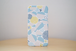 iPhone ケース「石垣/水色」