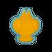 クッキー型:東京 鬼子母神 すすきのみみずく