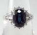 【三越ジュエリー】ブルーサファイア ダイヤリング 1.96ct 0.18ct ~【Japanese luxury store `MITSUKOSHI` jewelry】 Blue sapphire diamond ring 1.96ct 0.18ct~