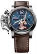 【GRAHAM】限定品/グラハム クロノファイターヴィンテージ ノーズアート『Chloe クロエ 』/スイスメイド腕時計