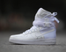 "Nike Air Force 1 SF ""Triple White"""