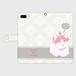 iPhone7Plus 天然ガール・ピルク 香箱