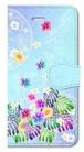 【iPhone5/5s/SE】Rainbow Paradise レインボー・パラダイス 手帳型スマホケース