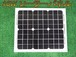 10W太陽電池ソーラーパネル12V仕様