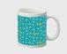 Lack猫と鳥のデザインマグカップ