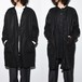 Leather Linen - Reversible Coat